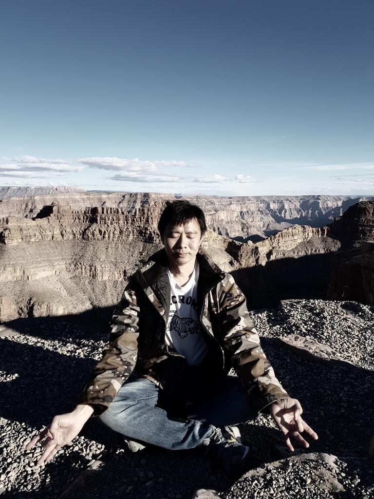 20180215_165930.jpg - 【美國.西岸】西岸大峽谷西側天空步道一人門票+天空步道$70美元很適合拍婚紗的美好風景