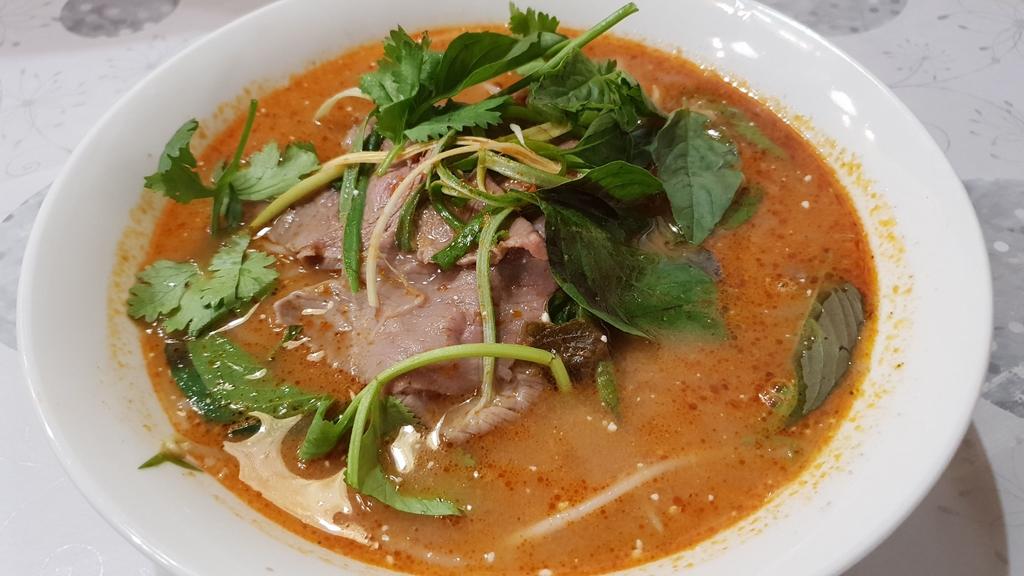 141086.jpg - 【永和】午餐.晚餐推薦。品越廚越南料理。推酸辣海鮮米線&越式優格咖啡超讚推薦