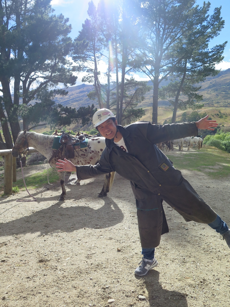 IMG_6575.JPG - 【紐西蘭.南島】2017騎馬體驗。Wanaka。MTCARDRONA STATION教練超美