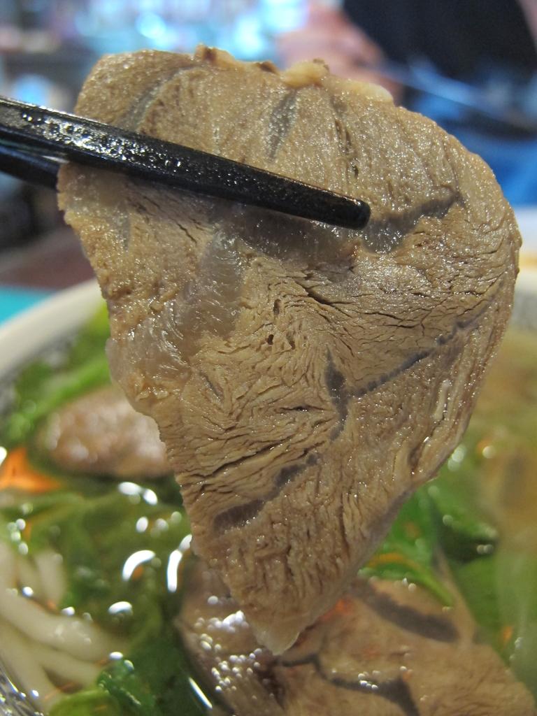 【永和】午餐.晚餐推薦。八里亭麵館推清燉牛肉麵:IMG_0440.JPG