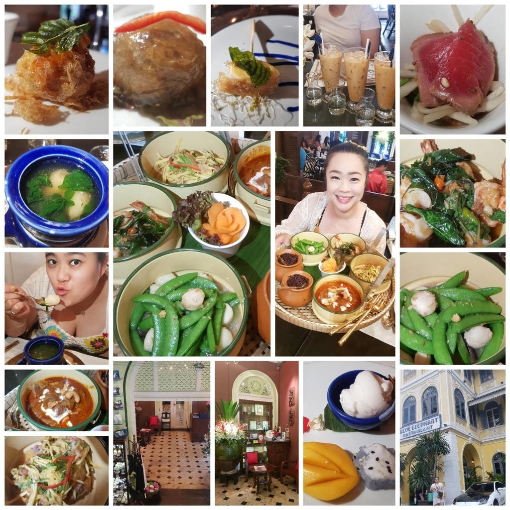 【曼谷】2019BTS Surasak站。米其林三星藍象泰式餐廳。午間套餐較超值:119028.jpg