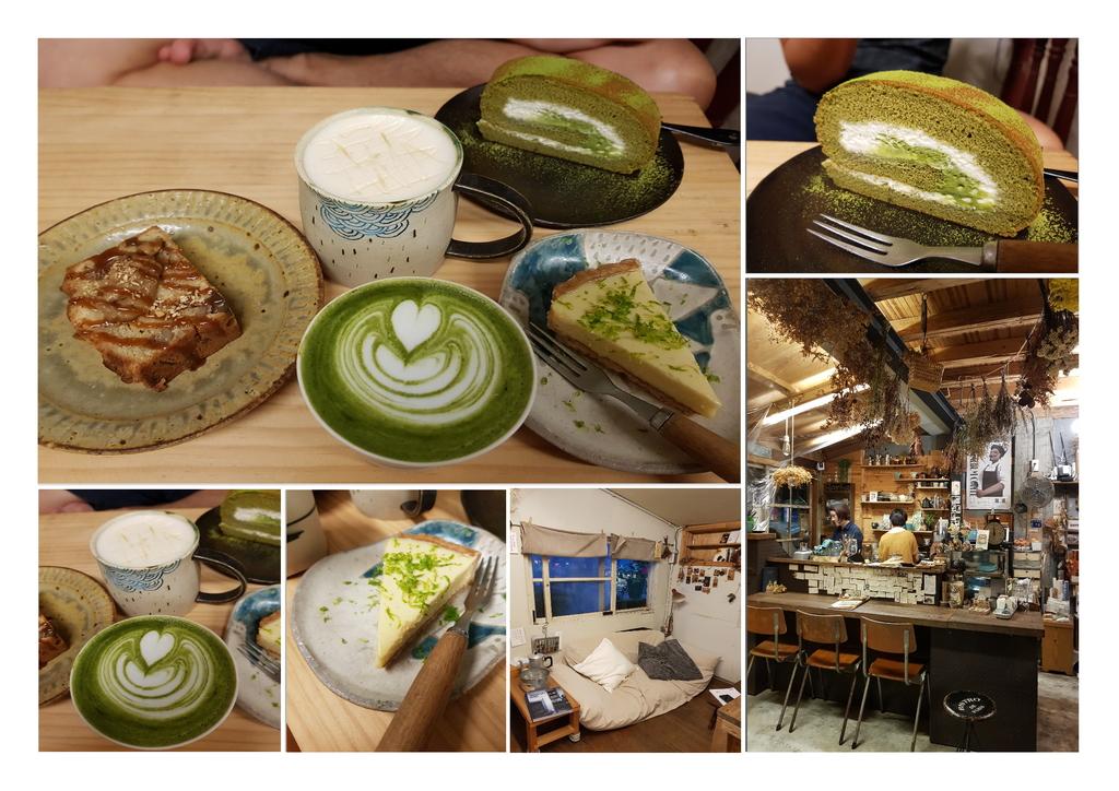 咖啡花dm.jpg - 【花蓮】日式古宅遇見花&貓。咖啡花優質手做甜點。貓奴必推必到訪