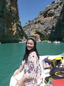 2019【法國】南法之旅。聖十字湖碧藍湖水、游泳踩船遊峽谷。可玩立漿&腳踏船:line_58168803510440.jpg