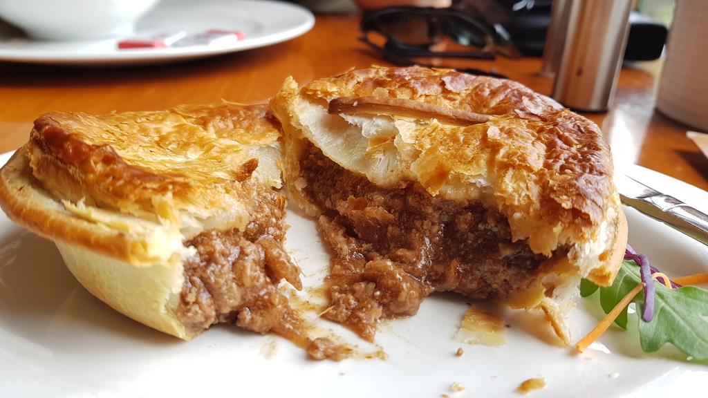 20190213_144425.jpg - 【澳洲.墨爾本】2019下午茶推薦。Pie in the Ske咖啡&鹹派&甜點