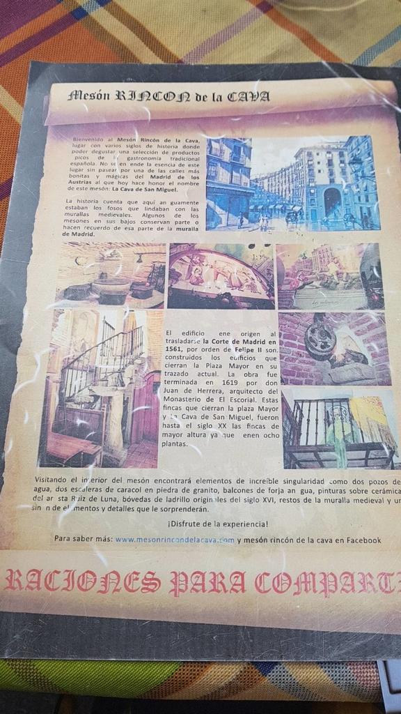 133548.jpg - 【西班牙】2020馬德里太陽門廣場散散步。Meson del champinon很棒的餐廳值得推薦