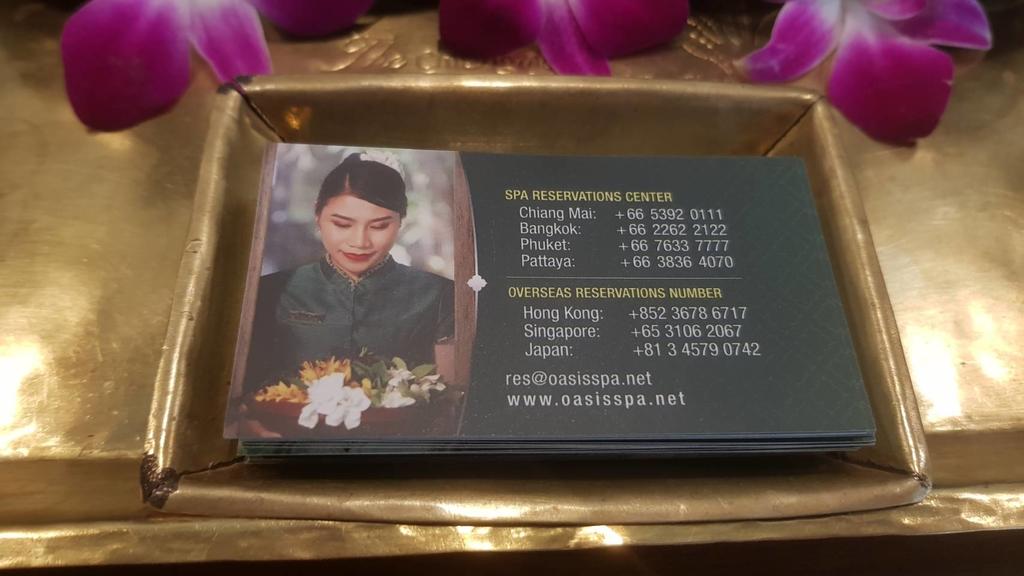 119000.jpg - 【曼谷】2019Oasis Spa (Bangkok, Sukhumvit 31)。超推兩人四手按摩