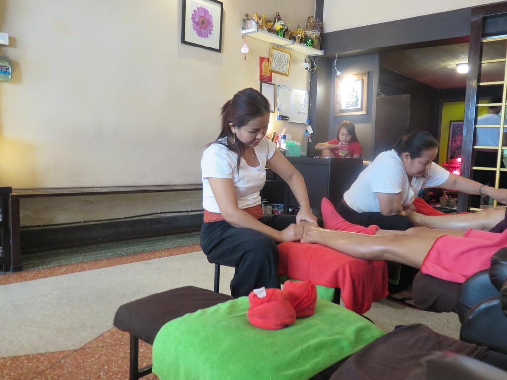 IMG_1793.JPG - 【曼谷】七天六夜spa之旅。Takrai Hom Massage Shop$150元平價按摩
