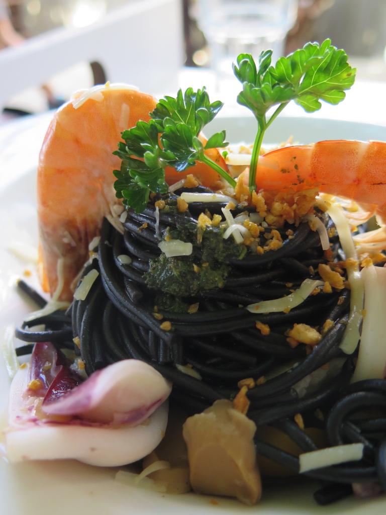 IMG_5703.JPG - 【台北】北海岸海景餐廳推薦。Villa sugar 義大利麵.咖啡.冰沙.鬆餅