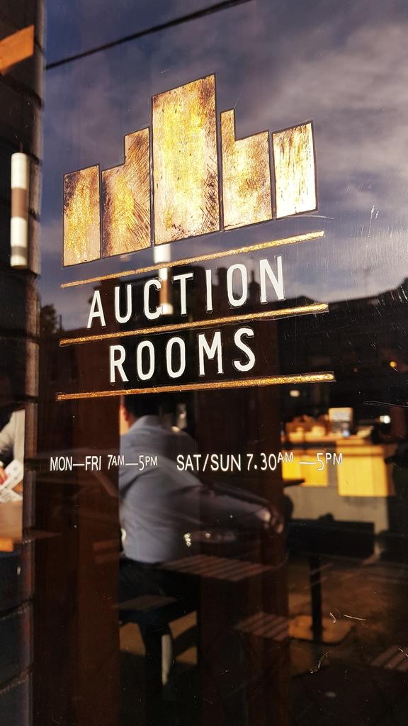 20190206_080753.jpg - 【澳洲.墨爾本】2019自駕。Auction Rooms Cafe美味的早午餐環境超美網美必來