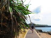 【台北】北海岸石門洞景點。美麗的貝殼砂海灘。熱門觀看夕陽&潮間帶景點:IMG_9741.JPG