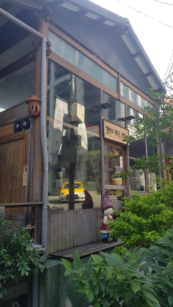 20191107_110755.jpg - 【中和.永和】仁愛公園咖啡甜點推薦。咖啡咖小木屋建築咖啡香四溢。野夫咖啡豆手沖美味咖啡