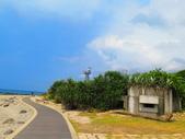 【台北】北海岸石門洞景點。美麗的貝殼砂海灘。熱門觀看夕陽&潮間帶景點:IMG_9688.JPG