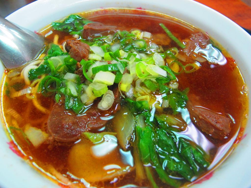 【台北】永和老黃牛肉麵: