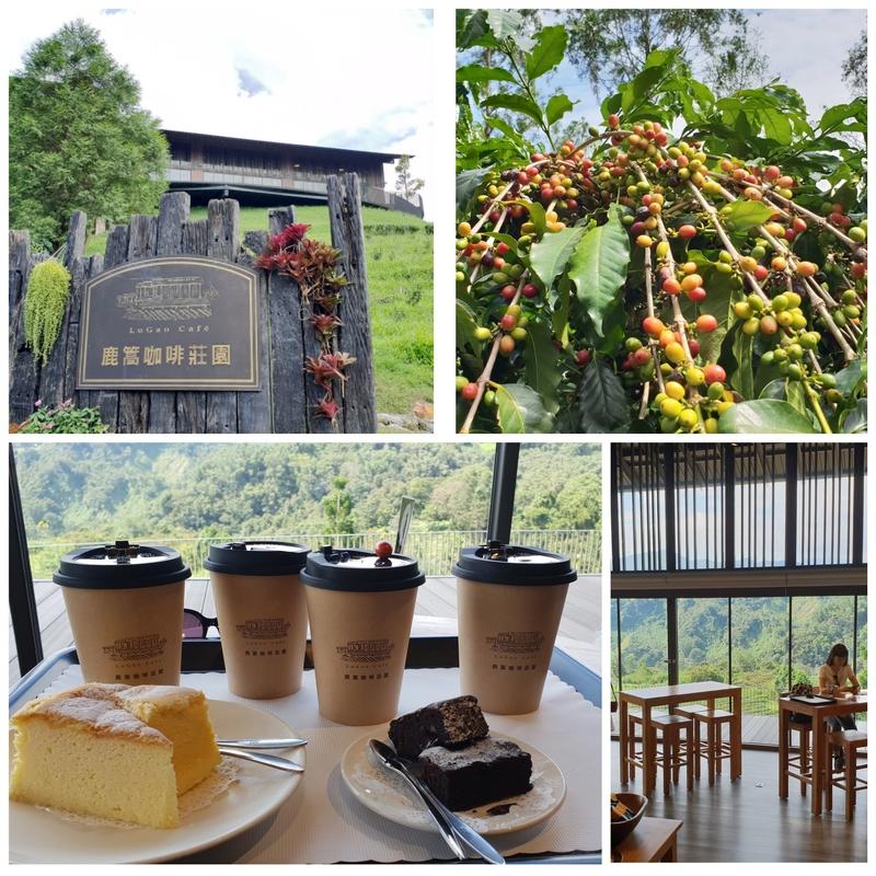158743.jpg - 【南投.魚池鄉】鹿篙咖啡。被群山環繞的咖啡廳。咖啡好喝蛋糕好吃