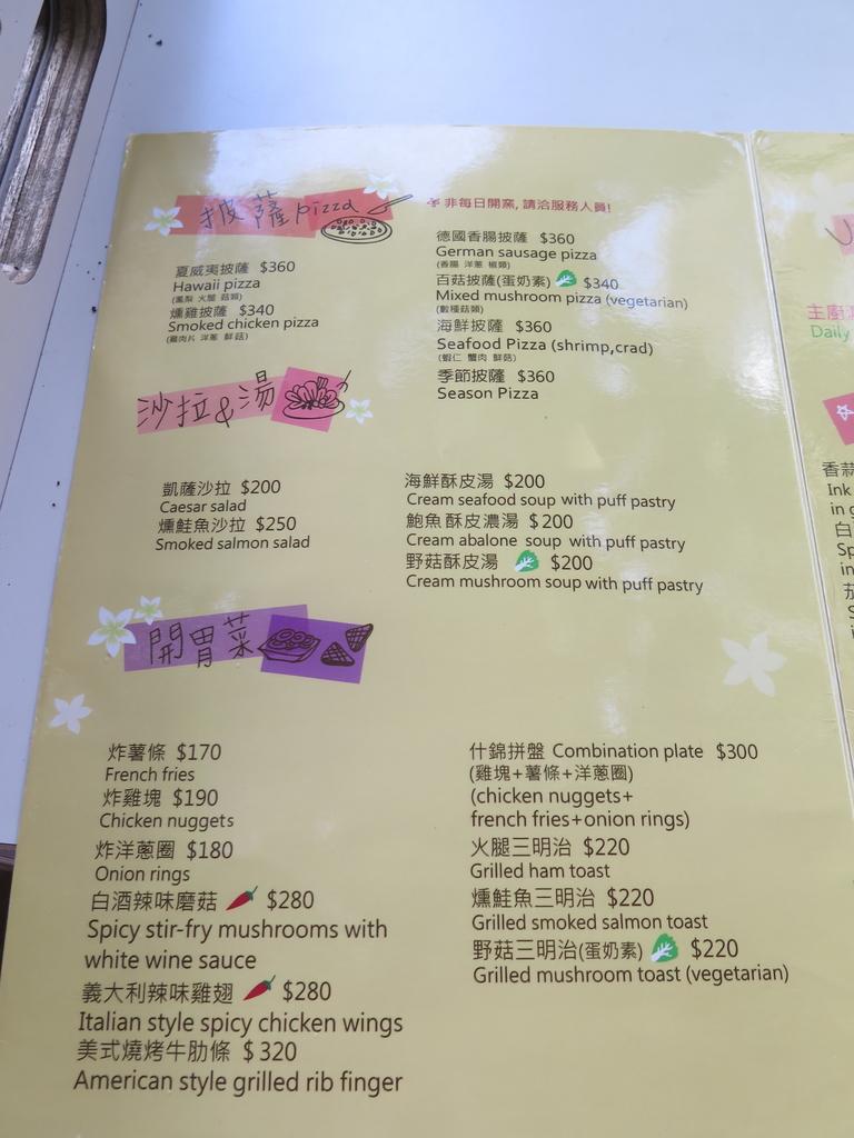 IMG_5569.JPG - 【台北】北海岸海景餐廳推薦。Villa sugar 義大利麵.咖啡.冰沙.鬆餅