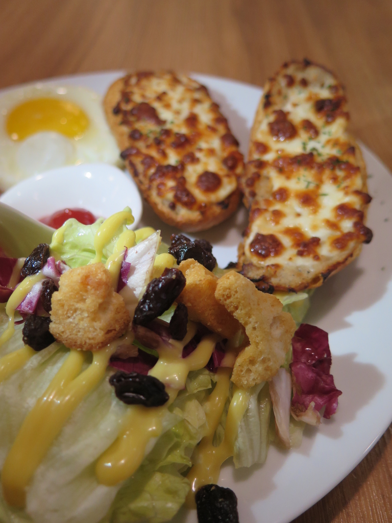IMG_8128.JPG - 【中和.永和】永貞路早午餐.義大利麵推薦。紫羅蘭早午餐。大推焗烤脆皮鮪魚套餐。南洋峇里精油spa撰寫