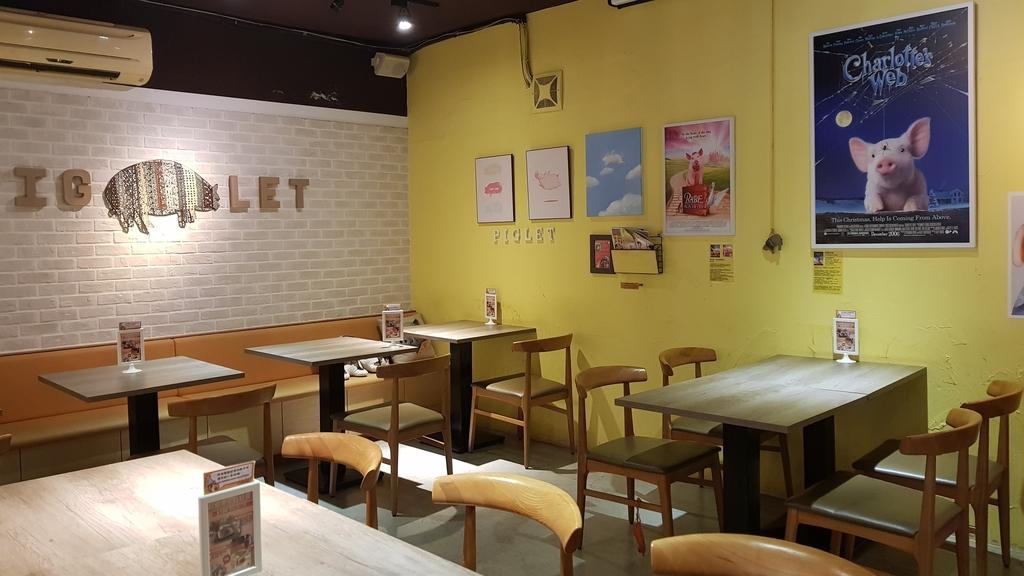 20180712_154351.jpg - 【台北.公館】彼克蕾咖啡義大利麵下午茶專賣店。寵物友善餐廳上牽繩可落地