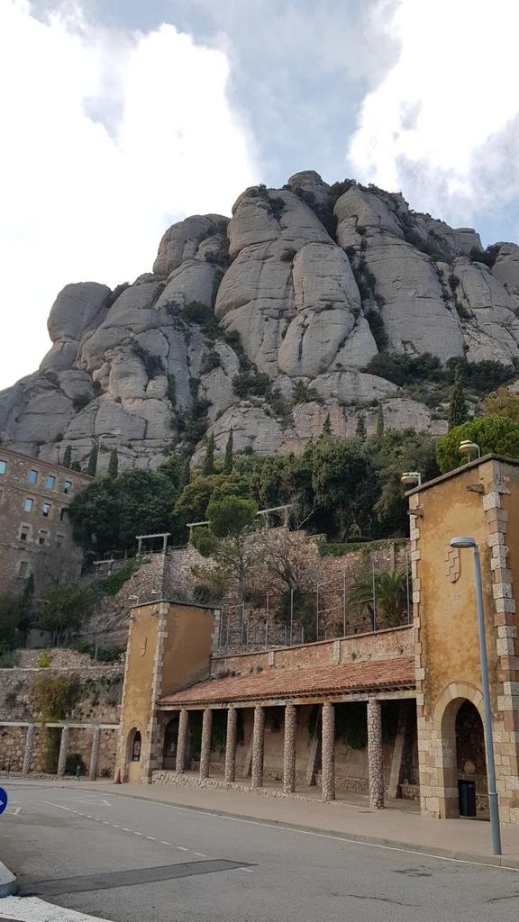 133501.jpg - 【西班牙】2020巴塞隆納近郊。開車一個小時蒙特塞拉特山修道院散散步