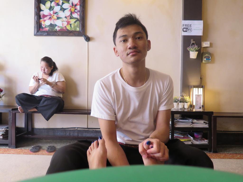 IMG_1791.JPG - 【曼谷】七天六夜spa之旅。Takrai Hom Massage Shop$150元平價按摩