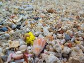 【台北】北海岸石門洞景點。美麗的貝殼砂海灘。熱門觀看夕陽&潮間帶景點:IMG_9587.JPG