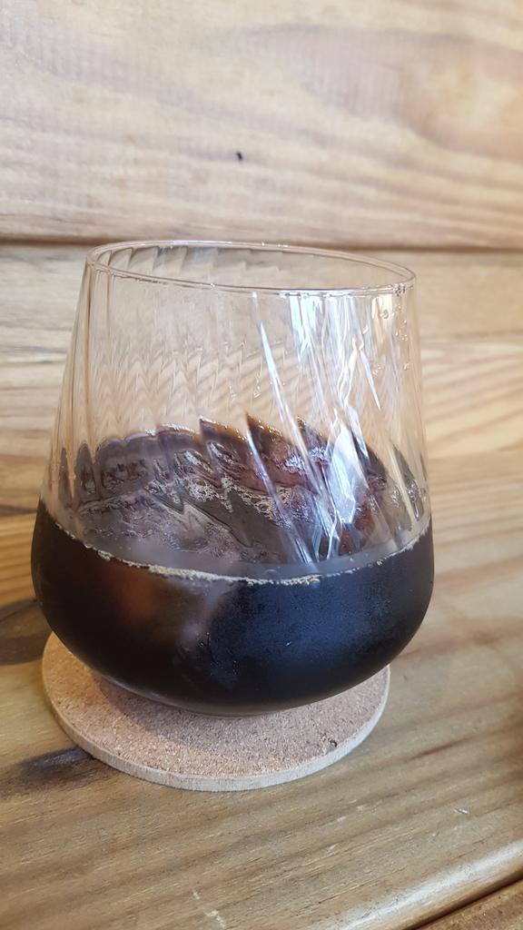 20191108_132626.jpg - 【中和.永和】仁愛公園咖啡甜點推薦。咖啡咖小木屋建築咖啡香四溢。野夫咖啡豆手沖美味咖啡