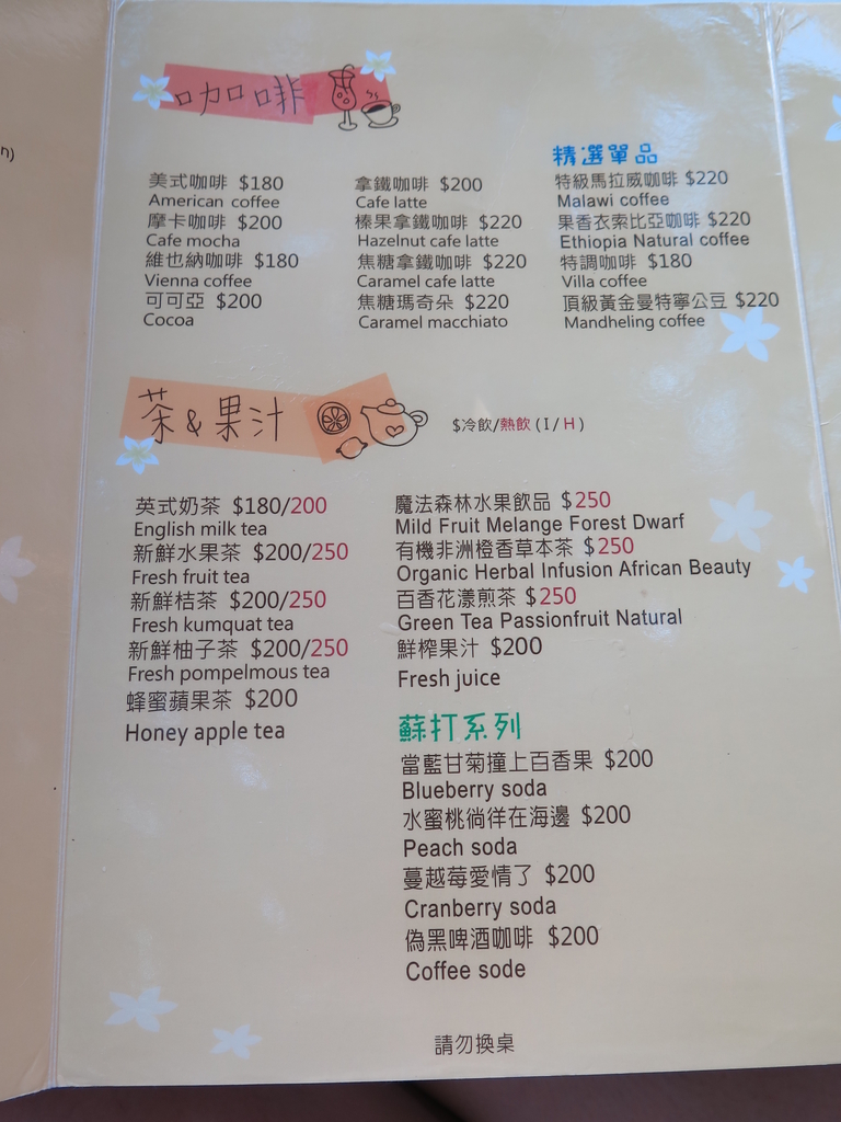 IMG_5571.JPG - 【台北】北海岸海景餐廳推薦。Villa sugar 義大利麵.咖啡.冰沙.鬆餅