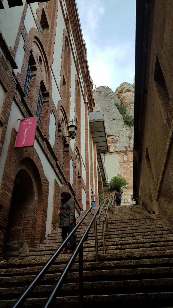 133474.jpg - 【西班牙】2020巴塞隆納近郊。開車一個小時蒙特塞拉特山修道院散散步