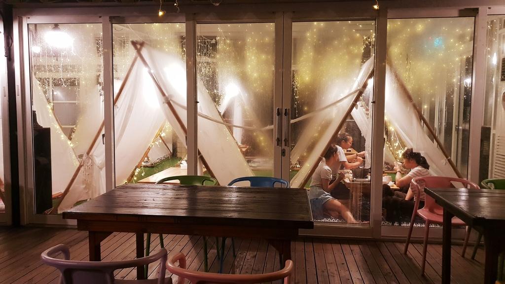 145822.jpg - 【彰化.員林】極光森林寵物友善餐廳。可觀看夜景+高鐵+超唯美帳篷包廂