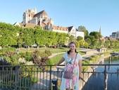 2019【法國】南法之旅。歐塞爾Auxerre距離巴黎180公里古樸漁港風情小鎮:line_17737331862654[1].jpg