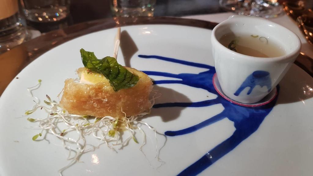【曼谷】2019BTS Surasak站。米其林三星藍象泰式餐廳。午間套餐較超值:119040.jpg