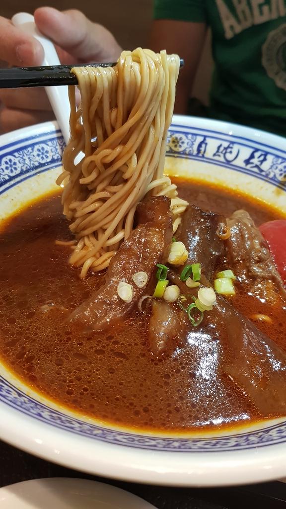 【中和.永和】午餐.晚餐推薦。新竹名店段純真川味牛肉麵:20180516_115609.jpg