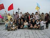 2009-6-6清晨登陸禱告會:5-6時--擘餅升旗 (37)--揚起旌旗--高舉十架.jpg