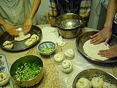 2009-8-15梅岡區--蔥油餅教學:P1000825.JPG