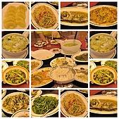 20091208-1213 travel in Thailand:DAY1:下飛機之後的第一餐泰國菜~真好吃!
