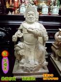 神像雕刻:神像雕刻~牛樟木尺3關聖帝君 (5).JPG