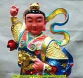 神像出售區:古椎開口笑三太子 (1).JPG