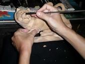 神像雕刻 虎爺 林先生:虎爺將軍