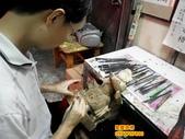神像雕刻:神像雕刻~牛樟木尺3關聖帝君 (2).JPG