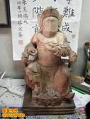 神像雕刻:神像雕刻~牛樟木尺3關聖帝君 (3).JPG