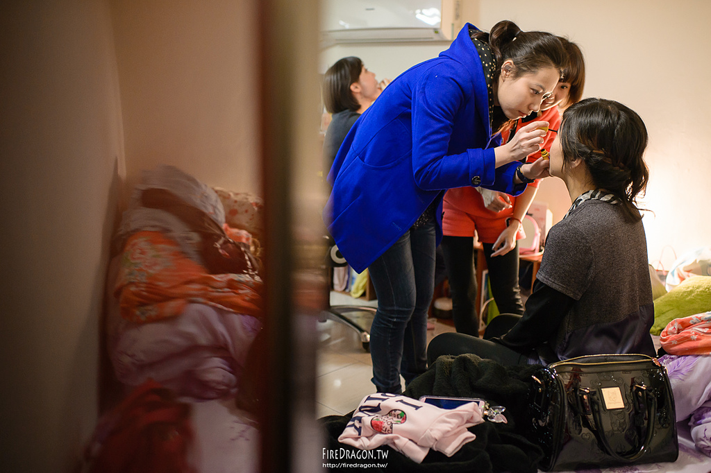 [婚禮紀錄] 20150110 - 良明 & 怡菁 高雄台南但仔麵 [新竹婚攝]:20150110-0036.jpg
