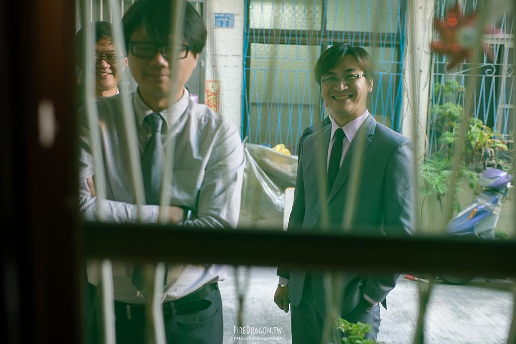 [婚禮紀錄] 20150110 - 良明 & 怡菁 高雄台南但仔麵 [新竹婚攝]:20150110-0184.jpg