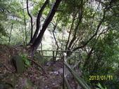 未分類相簿:指示牌顯示向右之往大尖山秀峰瀑布的方向