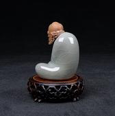 獨家代理進口茶玩擺件‧4色悟憚 :09.34.JPG