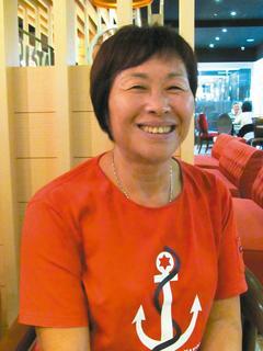 網誌用照片2:婦人李台安14年前得知罹患卵巢癌末期時,變賣所有財產,拿著數百萬元積蓄環遊世界.jpg