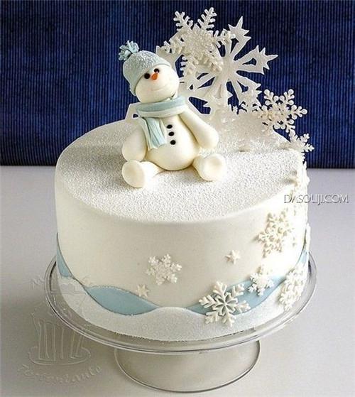 聖誕來了,漂亮的聖誕蛋糕...12-19-2014:12-19-3.jpg