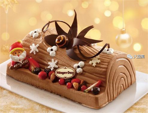 聖誕來了,漂亮的聖誕蛋糕...12-19-2014:12-19-10.jpg