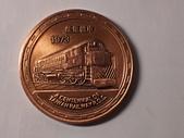 台灣鐵路百年紀念幣:照片 -1