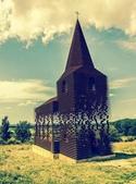 這座教堂很普通,當你轉到側面時,所有人都驚呆了..6-22-2015:640-6-22-6.jpg