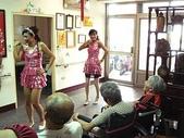 大同公益活動照:高雄大同世界慈善會探訪老人安養院