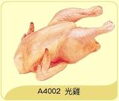 生鮮雞肉類 共37項 點我:光雞(去頭去爪)